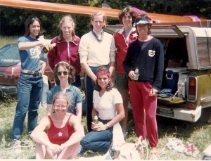 Potomac Lights at Masters Nationals, 1982