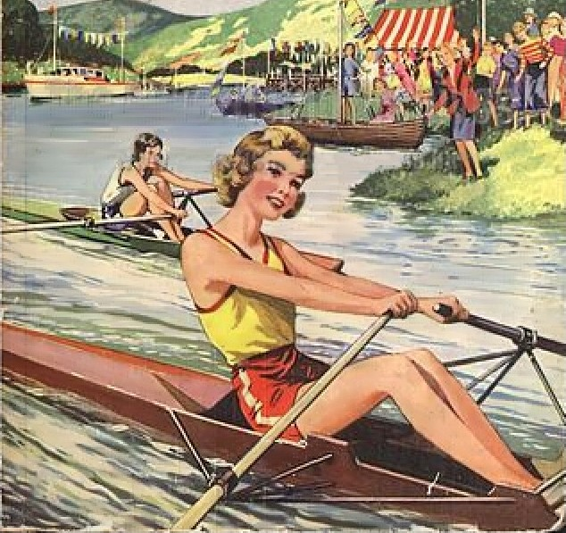 Why ignore champion womenrowers?