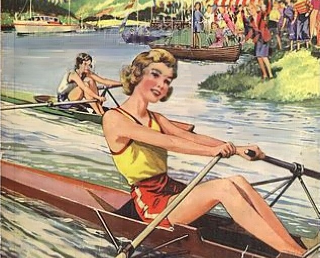 Why ignore champion women rowers?