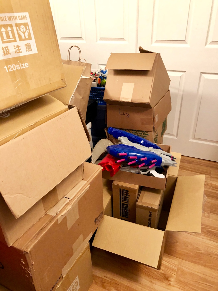 Boxed In – Help!